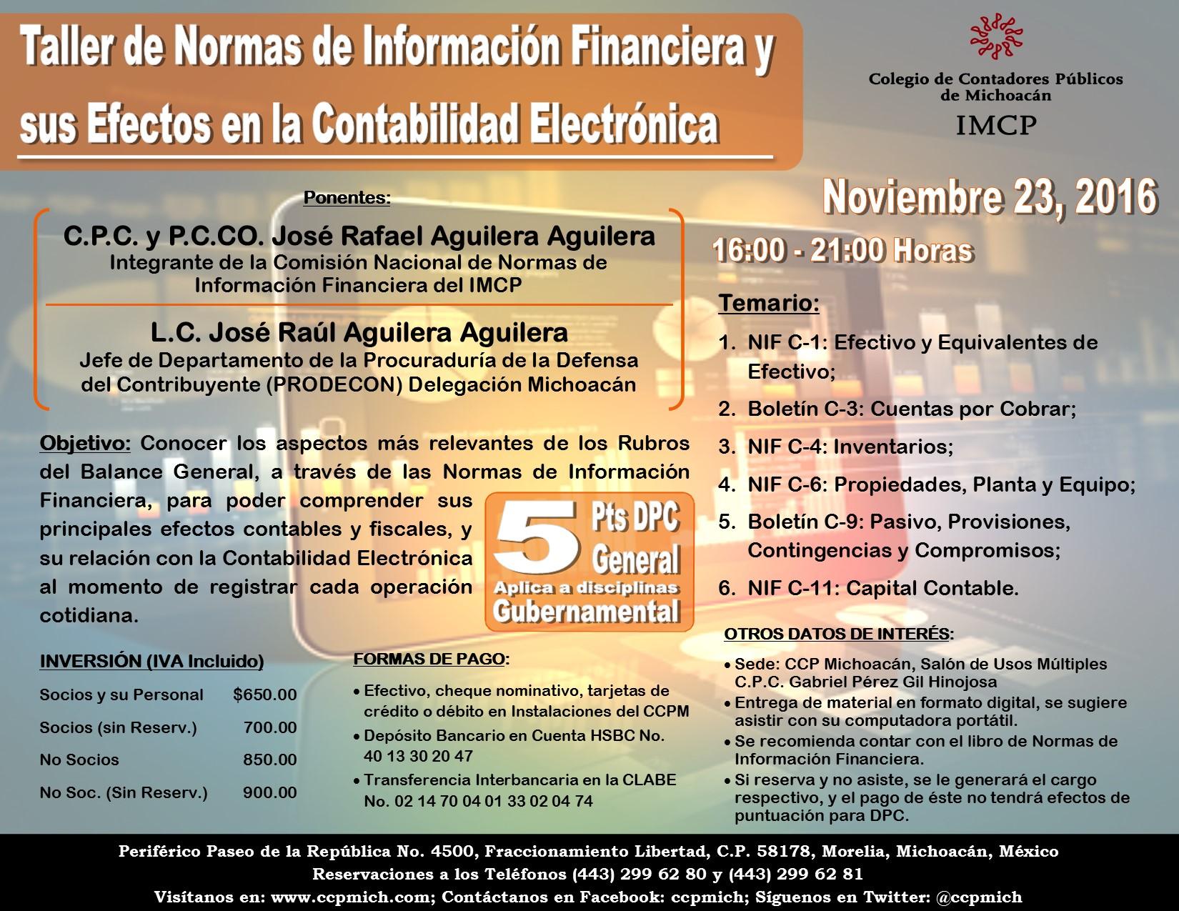 Colegio de Contadores Públicos de Michoacán